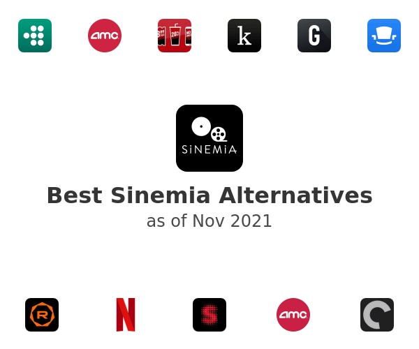 Best Sinemia Alternatives
