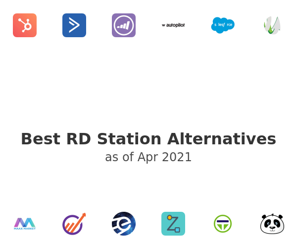Best RD Station Alternatives