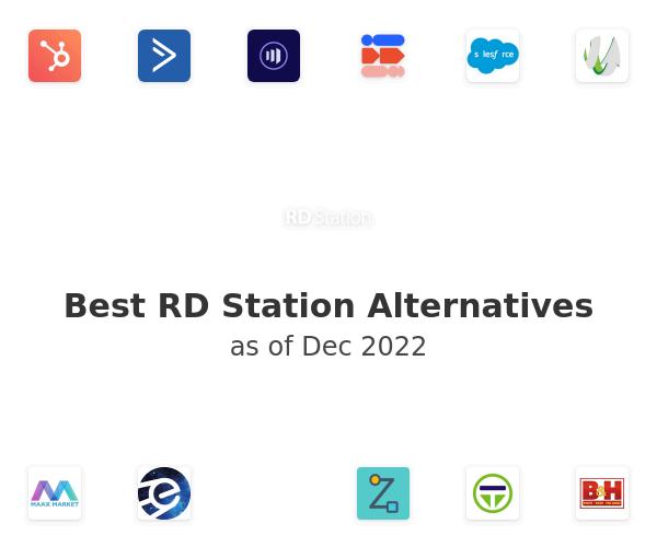 Best RD Station Alternatives