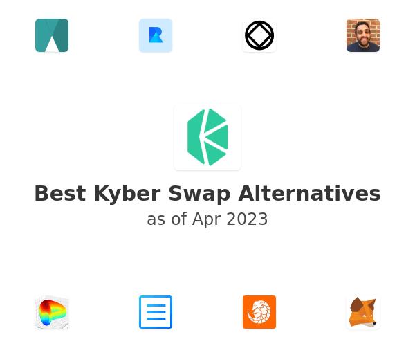Best Kyber Swap Alternatives
