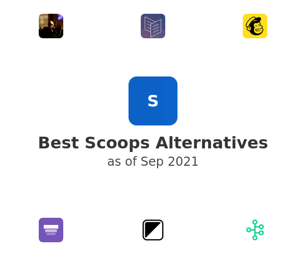 Best Scoops Alternatives