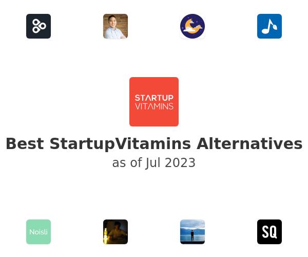 Best StartupVitamins Alternatives