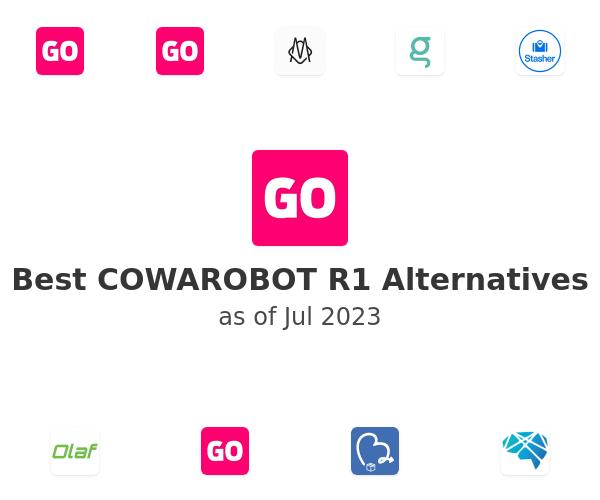 Best COWAROBOT R1 Alternatives