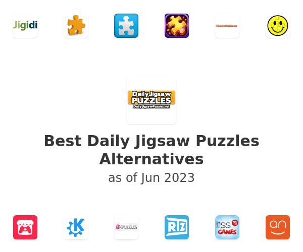 Best Daily Jigsaw Puzzles Alternatives