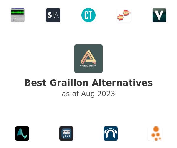 Best Graillon Alternatives