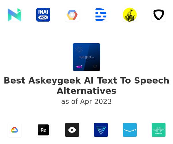 Best Lifelike Voices Text to Speech Alternatives