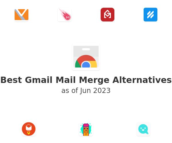 Best Gmail Mail Merge Alternatives