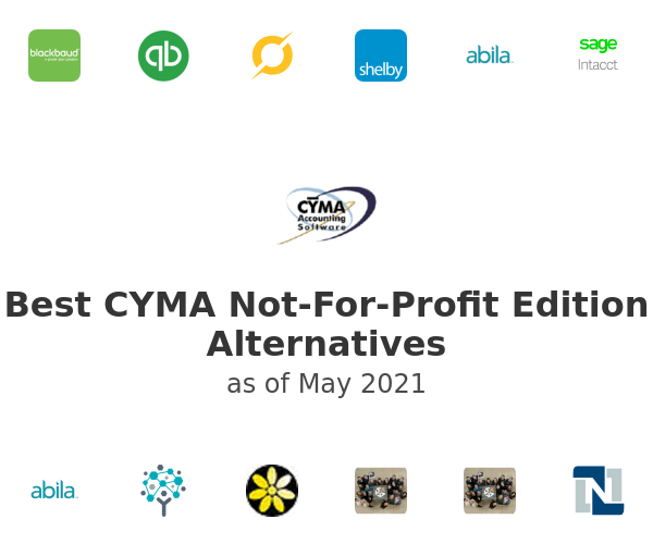 Best CYMA Not-For-Profit Edition Alternatives