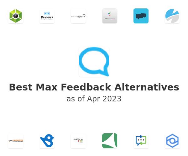 Best Max Feedback Alternatives