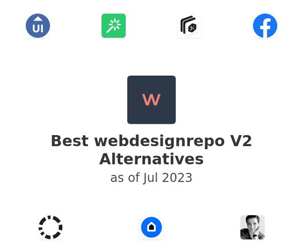 Best webdesignrepo V2 Alternatives