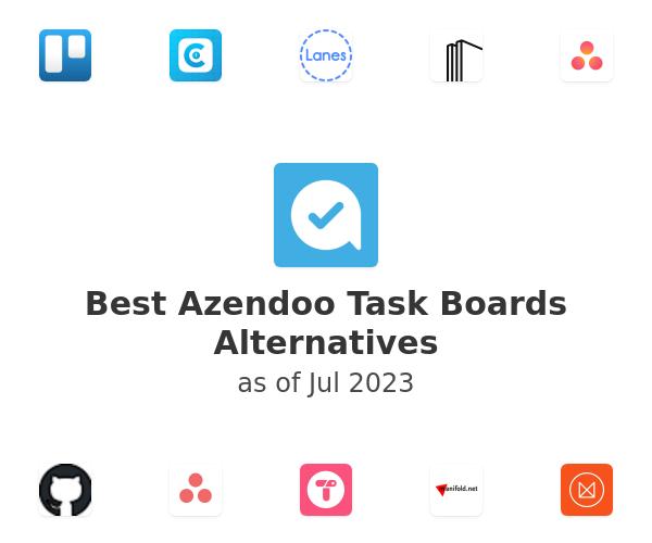 Best Azendoo Task Boards Alternatives