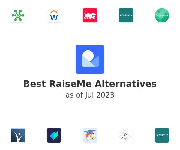 Best RaiseMe Alternatives