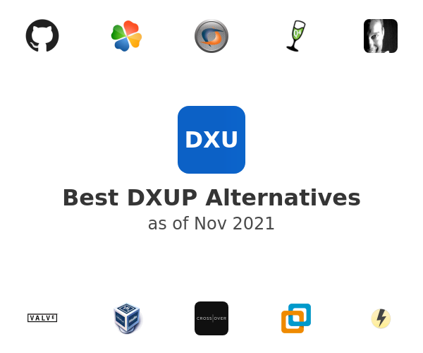 Best DXUP Alternatives