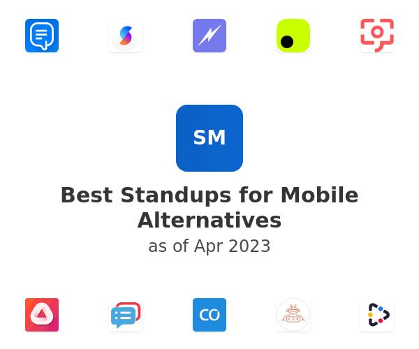 Best Standups for Mobile Alternatives