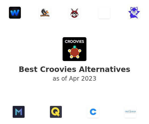 Best Croovies Alternatives
