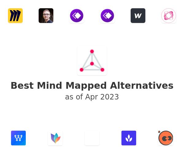 Best Mind Mapped Alternatives