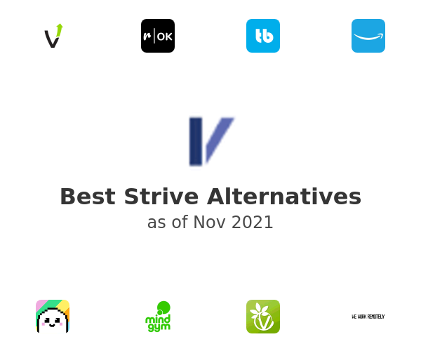 Best Strive Alternatives