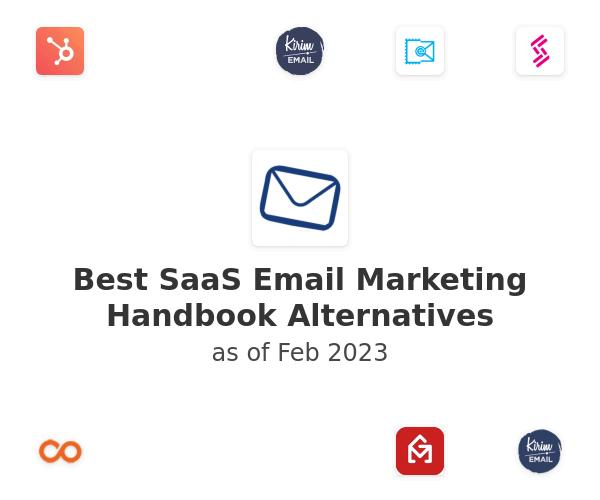 Best SaaS Email Marketing Handbook Alternatives