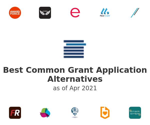 Best Common Grant Application Alternatives