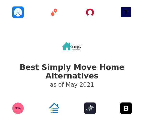 Best Simply Move Home Alternatives