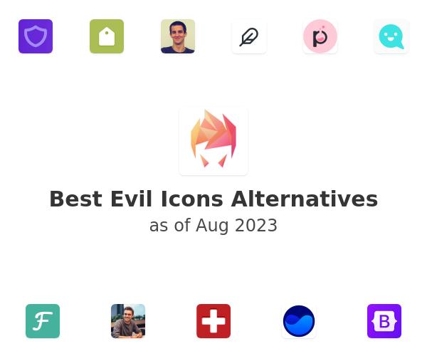Best Evil Icons Alternatives