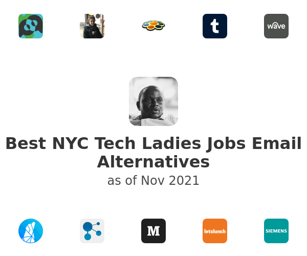 Best NYC Tech Ladies Jobs Email Alternatives