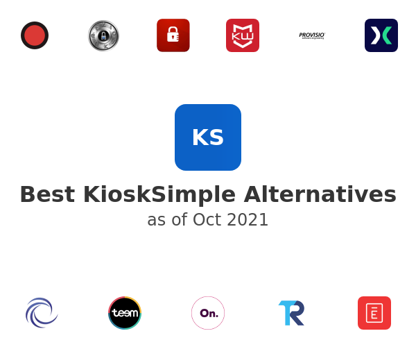 Best KioskSimple Alternatives
