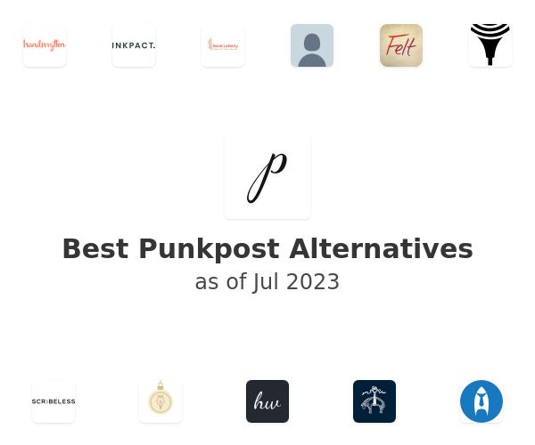 Best Punkpost Alternatives
