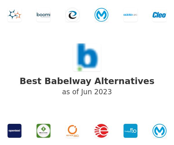 Best Babelway Alternatives