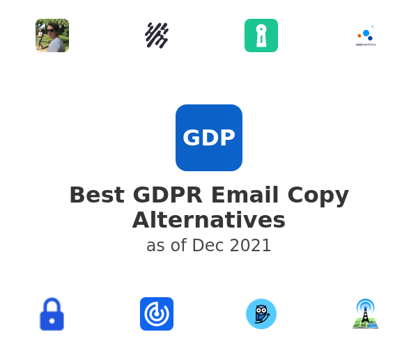 Best GDPR Email Copy Alternatives