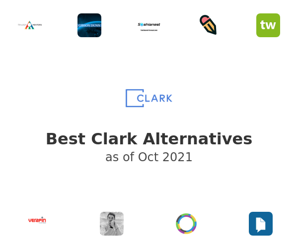 Best Clark Alternatives