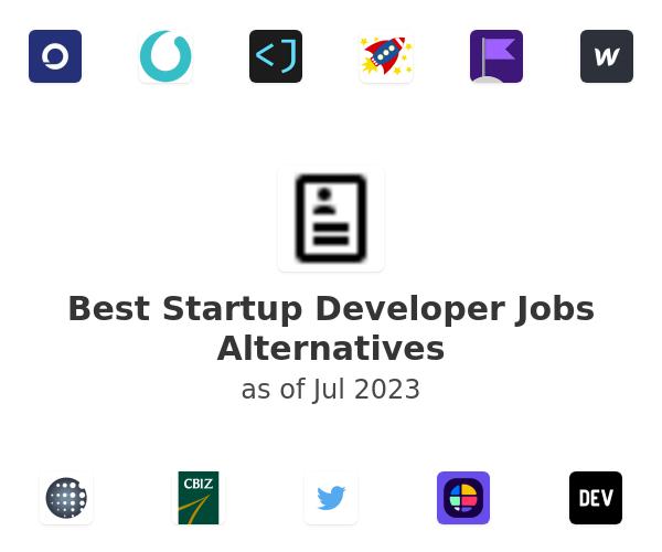 Best Startup Developer Jobs Alternatives