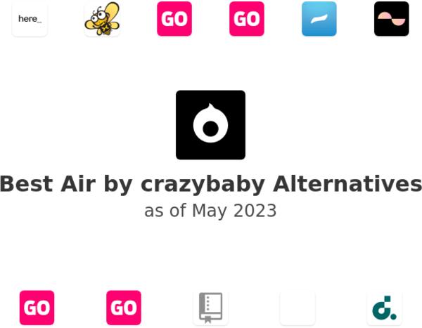 Best Air by crazybaby Alternatives