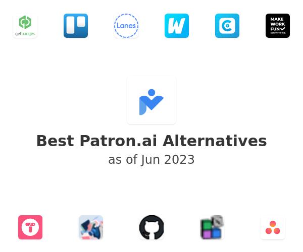 Best Patron.ai Alternatives