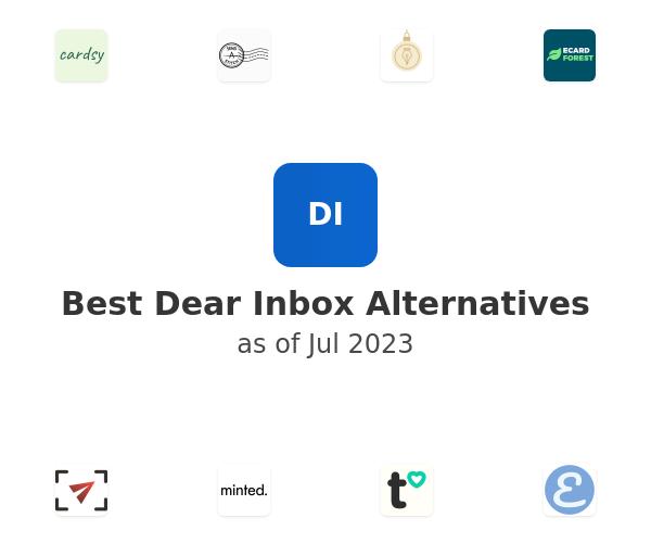 Best Dear Inbox Alternatives