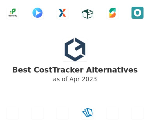 Best CostTracker Alternatives