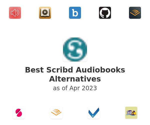 Best Scribd Audiobooks Alternatives