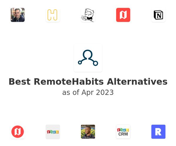 Best RemoteHabits Alternatives