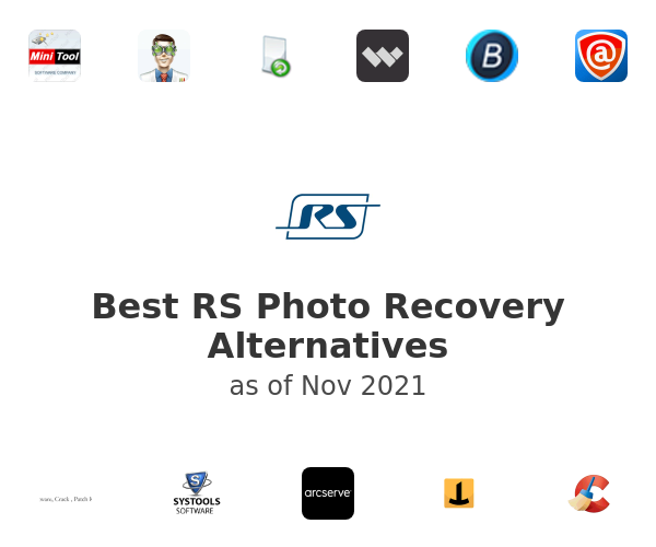 Best RS Photo Recovery Alternatives