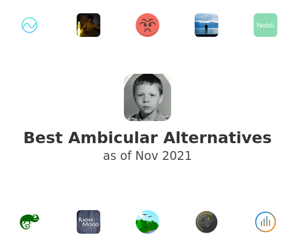 Best Ambicular Alternatives