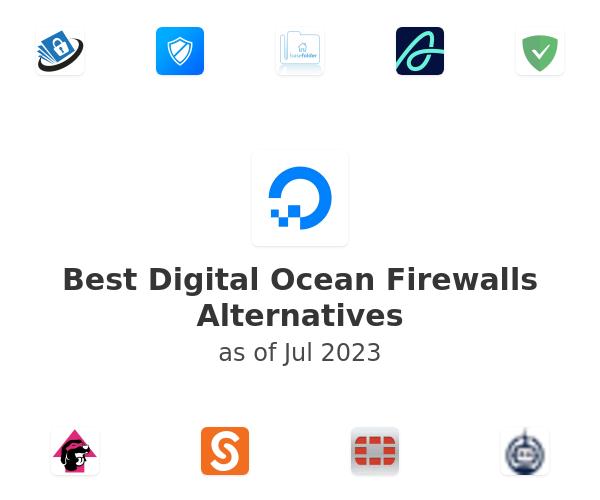 Best Digital Ocean Firewalls Alternatives