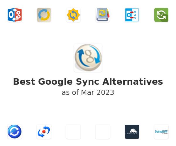 Best Google Sync Alternatives