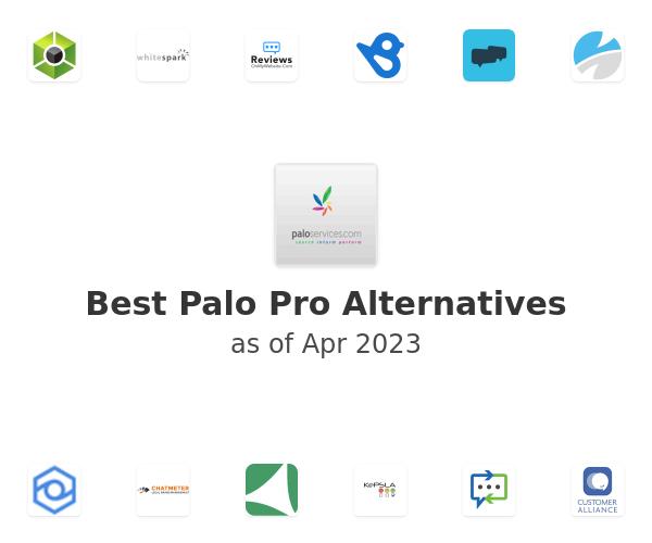 Best Palo Pro Alternatives