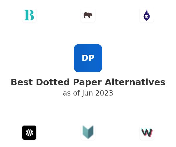 Best Dotted Paper Alternatives