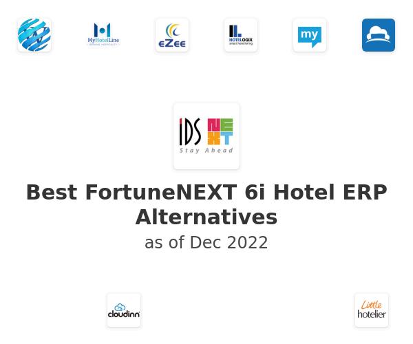 Best FortuneNEXT 6i Hotel ERP Alternatives