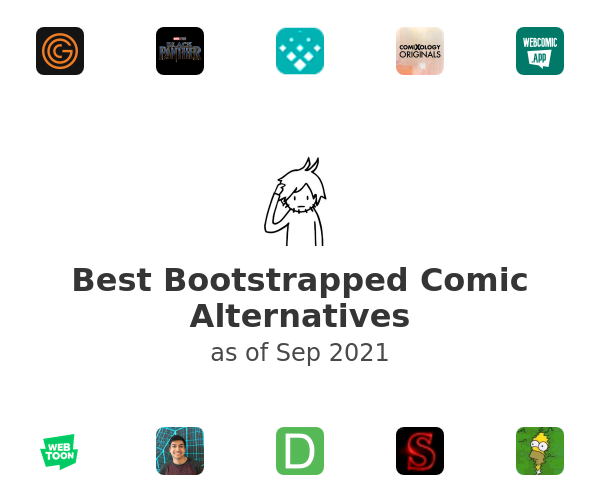 Best Bootstrapped Comic Alternatives