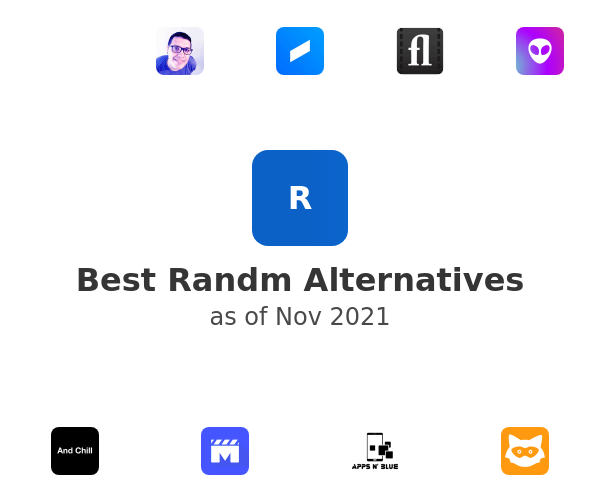 Best Randm Alternatives
