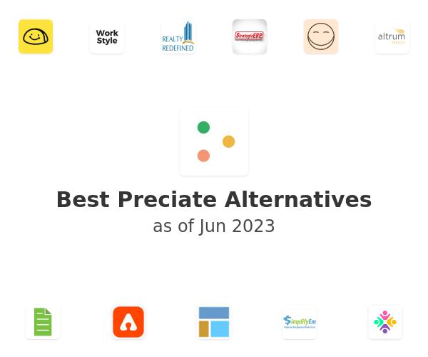 Best Preciate Alternatives