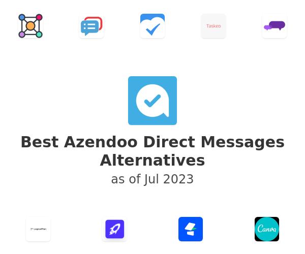 Best Azendoo Direct Messages Alternatives