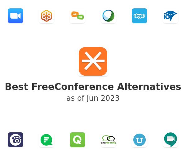 Best FreeConference Alternatives